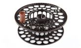 Large Arbor Saltwater Spare Spool (Black & Silver)