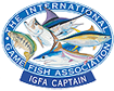 Game Fishing Logo
